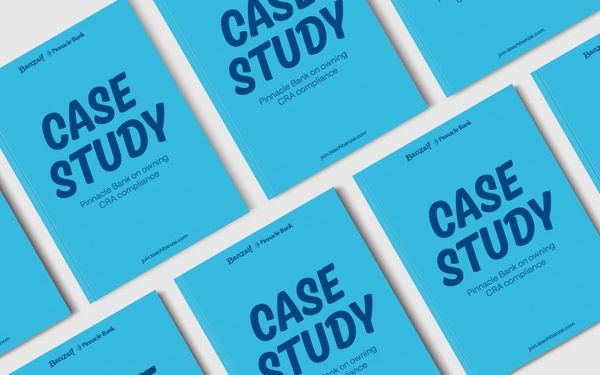 Case Study: Pinnacle Bank on Owning CRA Compliance